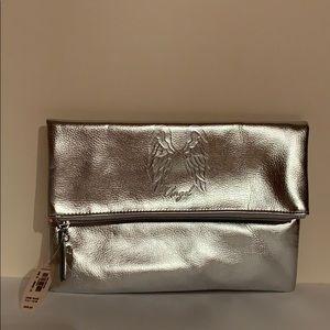 Victoria's Secret angel fold over clutch